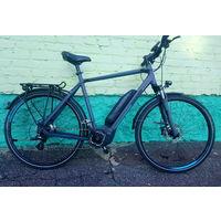 Велосипед электро HAIBIKE/WINORA Y280X.