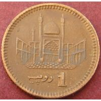 5742:  1 рупия 2004 Пакистан