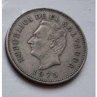 Сальвадор 10 сентаво, 1975 4-9-28