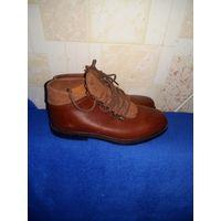Итальянские  ботинки   Gattino