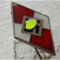 """Значок молодежной организации""""Гитлерюгент"""".Германия.3 Рейх.(Копия)"""