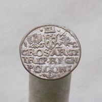3 гроша 1622 Сигизмунд III Ваза