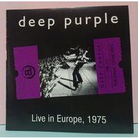 Deep Purple Live In Europe 1975 (Paris, Graz) 2CD