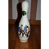 Бутылка керамическая, Германия