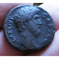 Римская империя, Элий, 136-138 гг., асс.