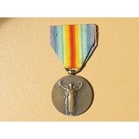Союзническая медаль победы