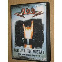 U.D.O. Nailed to Metal (2003, DVD)