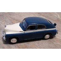 """W: Моделька автомобиля, ГАЗ-М20В """"Победа"""", масштаб 1-43 (Б/У)"""