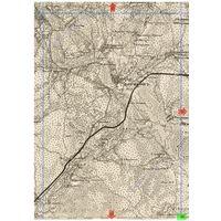 Старая карта - для кладоискателей и историков атлас на бумаге