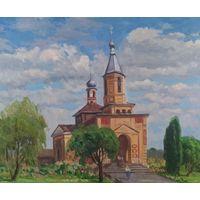 Церковь в Огаревичах