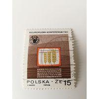 Польша 1988. 16-я Европейская конференция ФАО в Кракове