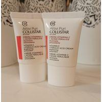 Крем для лица, придающий сияние коже, с антиоксидантным эффектом Collistar Vitamin C + Ferulic Acid Cream  15 ml