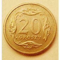 20 грошей 1999 польша