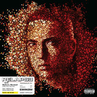"Eminem ""Relapse"" (Audio CD - 2009)"