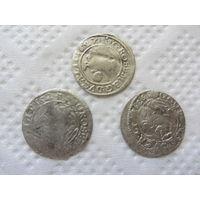 Гроши Литовские ( 1625, 26, 27 г.г.)