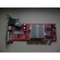 GeCub Radeon 9200 SE AGP