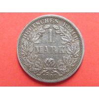 1 марка 1907 года МД Штутгарт (F)