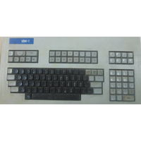 Ретро клавиатура УВИ-1 (устройство ввода информации)