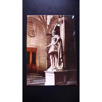 Почтовая карточка. (Статуя Генриха 4).   распродажа