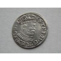 3 гроша - трояк 1586 г. ( точка после L )