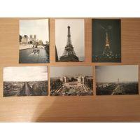 Фото Парижа.1999 год.Цена за все.