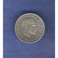 1 франк 1969 г.