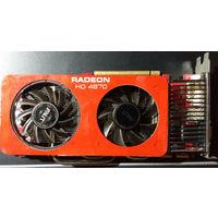 Видеокарта Palit Radeon HD 4870S 775Mhz PCI-E 2.0 512Mb 4000Mhz 256 bit