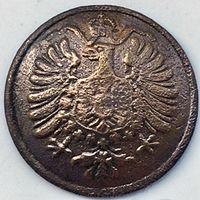 Пруссия чиновничья образца 1870 года. 22 мм
