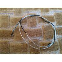 Струна скрипка Corelli Crystal – фирма Savarez (Франция). Изготовлена на основе нейлона с серебряной (струны Ре и Соль) обмотками. Обладают красивым теплым тоном.