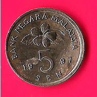 18-07 Малайзия, 5 сен 1997 г.