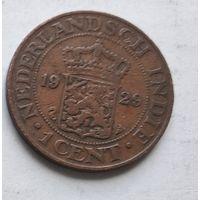 Голландская Ост-Индия 1 цент, 1929 1-13-26