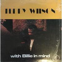 Teddy Wilson, With Billie In Mind, LP 1972