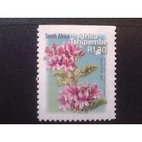 ЮАР 2000 стандарт, цветы