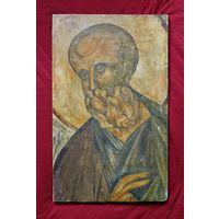 Андрей Рублёв - Апостол Павел (Размер! 30 х 49 см)