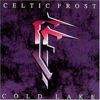 Пластинка Celtic Frost Cold Lake