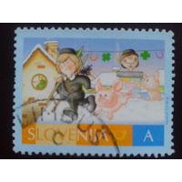 Словения 2007 Новый год