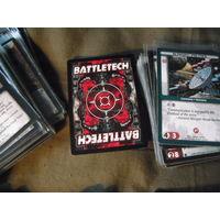 Battletech CCG Карточная игра ККИ