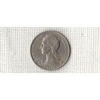 Реюньон 50 франков 1962  //(Ст)