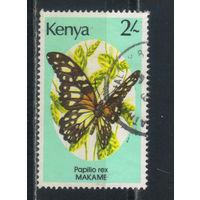 Кения 1988 Бабочки #421