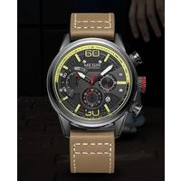 Наручные часы-хронограф новые