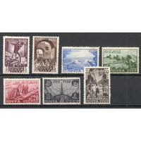 15-летие Октябрьской Революции СССР 1932 год серия из 7 марок