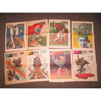 НТТМ-умелец ежемесячный деловой журнал для всех 8 шт.1988-1990 гг.РЕКЛАМА!!!АГИТКА!!