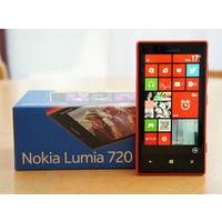 ДЁШЕВО! Nokia Lumia 720, полный к-кт.