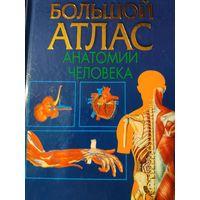 Большой атлас анатомии человека. В. Воробьев. 2001 г.и. Для студентов мединститутов и врачей.