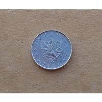 Чехия. 1 крона 2008 г.