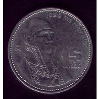 1 Песо 1985 год Мексика