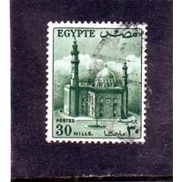 Египет.Ми-404.Мечеть Султана Хуссейна.1953.