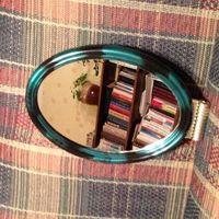 Зеркало двухстороннее (одна сторона с увеличением изображения)