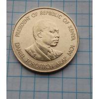 Кения 5 центов 1980г.