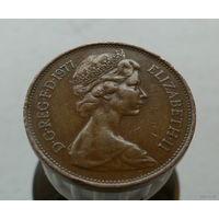 2 пенса Великобритания 1977